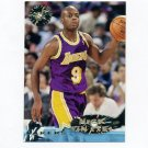 1995-96 Stadium Club Basketball #165 Nick Van Exel - Los Angeles Lakers