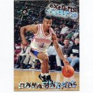 1995-96 Stadium Club Basketball #120 Dana Barros EC - Philadelphia 76ers