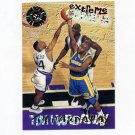 1995-96 Stadium Club Basketball #109 Tim Hardaway EC - Golden State Warriors
