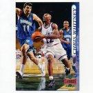 1996-97 Stadium Club Basketball #165 Chris Whitney - Washington Bullets