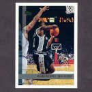 1997-98 Topps Basketball #100 Dominique Wilkins - San Antonio Spurs