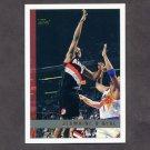 1997-98 Topps Basketball #090 Jermaine O'Neal - Portland Trail Blazers