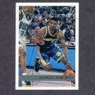 1997-98 Topps Basketball #051 Latrell Sprewell - Golden State Warriors
