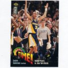 1995-96 Collector's Choice Basketball #359 Reggie Miller PT - Indiana Pacers