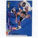 1995-96 Collector's Choice Basketball #189 David Robinson FF - San Antonio Spurs