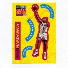 1996-97 Collector's Choice Basketball Stick-Ums #S19 Anfernee Hardaway - Orlando Magic