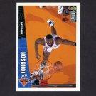 1996-97 Collector's Choice Basketball #292 Larry Johnson - New York Knicks
