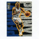 1996-97 Collector's Choice Basketball #113 Anfernee Hardaway PEN - Orlando Magic