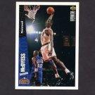 1996-97 Collector's Choice Basketball #043 Antonio McDyess - Denver Nuggets