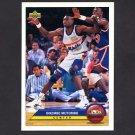 1992-93 Upper Deck McDonald's Basketball #P10 Dikembe Mutombo - Denver Nuggets