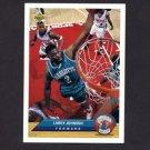 1992-93 Upper Deck McDonald's Basketball #P04 Larry Johnson - Charlotte Hornets