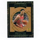 1995-96 Upper Deck Basketball Predictor Player of the Week #H8 Scottie Pippen - Chicago Bulls