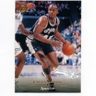 1995-96 Upper Deck Basketball Electric Court #089 Chuck Person - San Antonio Spurs