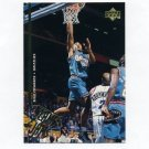 1995-96 Upper Deck Basketball #354 Blue Edwards SD - Vancouver Grizzlies