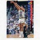 1993-94 Upper Deck Basketball All-NBA #AN09 John Stockton - Utah Jazz