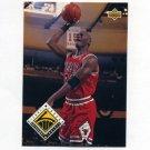 1993-94 Upper Deck Basketball #438 Michael Jordan BT - Chicago Bulls