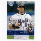 2003 Upper Deck Baseball #096 Marco Scutaro RC - New York Mets