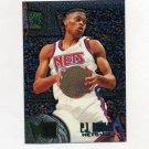 1995-96 Metal Basketball #069 P.J. Brown - New Jersey Nets