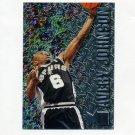 1996-97 Metal Basketball #090 Avery Johnson - San Antonio Spurs