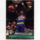 1992-93 Ultra Basketball #202 Dikembe Mutombo JS - Denver Nuggets