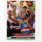 1992-93 Ultra Basketball #053 Dikembe Mutombo - Denver Nuggets