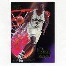 1993-94 Ultra Basketball Inside/Outside #03 Larry Johnson - Charlotte Hornets