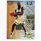 1993-94 Ultra Basketball Famous Nicknames #06 Larry Johnson - Charlotte Hornets