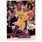 1993-94 Ultra Basketball #278 Nick Van Exel RC - Los Angeles Lakers