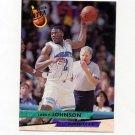 1993-94 Ultra Basketball #022 Larry Johnson - Charlotte Hornets