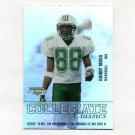 2002 Topps Debut Collegiate Classics Football #CC1 Randy Moss - Minnesota Vikings