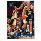 1994-95 Ultra Double Trouble Basketball #05 Reggie Miller - Indiana Pacers