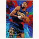 1995-96 Ultra Power Basketball #07 Dikembe Mutombo - Denver Nuggets