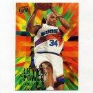 1995-96 Ultra Power Basketball #01 Charles Barkley - Phoenix Suns