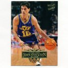 1995-96 Ultra Basketball #187 John Stockton - Utah Jazz NM-M