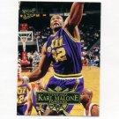 1995-96 Ultra Basketball #185 Karl Malone - Utah Jazz