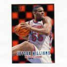 1996-97 Ultra Board Game Basketball #20 Jayson Williams - New Jersey Nets