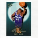 1996-97 Ultra All-Rookies Basketball #05 Tony Delk - Charlotte Hornets