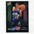 1996-97 Ultra Basketball #286 John Stockton SU - Utah Jazz