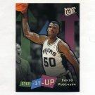 1996-97 Ultra Basketball #285 David Robinson SU - San Antonio Spurs