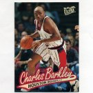 1996-97 Ultra Basketball #189 Charles Barkley - Houston Rockets