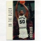 1996-97 Ultra Basketball #136 David Robinson OTB - San Antonio Spurs