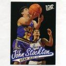 1996-97 Ultra Basketball #115 John Stockton - Utah Jazz