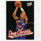 1996-97 Ultra Basketball #108 Doug Christie - Toronto Raptors