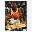 1996-97 Ultra Basketball #102 Hersey Hawkins - Seattle Supersonics