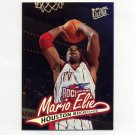1996-97 Ultra Basketball #041 Mario Elie - Houston Rockets