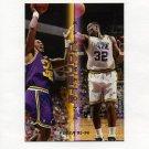 1995-96 Fleer Double Doubles Basketball #07 Karl Malone - Utah Jazz