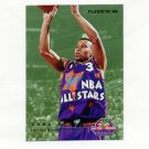 1995-96 Fleer All-Stars Basketball #11 Dana Barros / Gary Payton