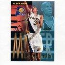1995-96 Fleer Basketball #330 Reggie Miller FF - Indiana Pacers