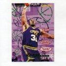 1995-96 Fleer Basketball #188 Karl Malone - Utah Jazz