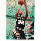 1995-96 Fleer Basketball #168 Sean Elliott - San Antonio Spurs
